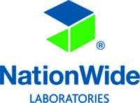 NationWide Laboratories sponsorship logo