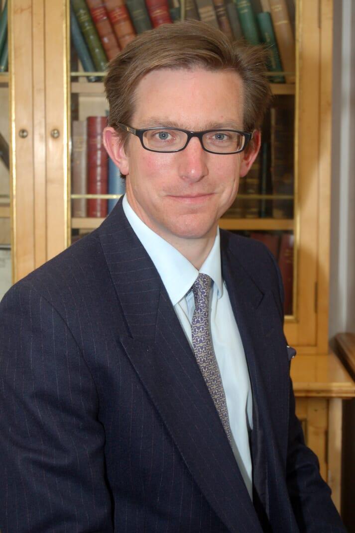 Chris Tufnell, RCVS senior vice-president