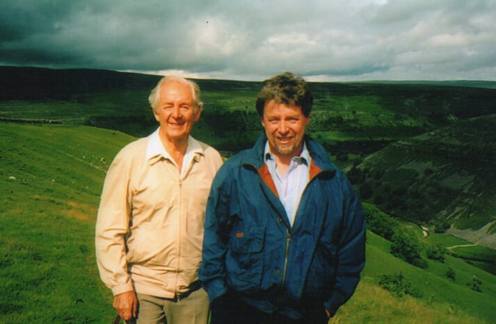Picture of Jim and Alf Wight