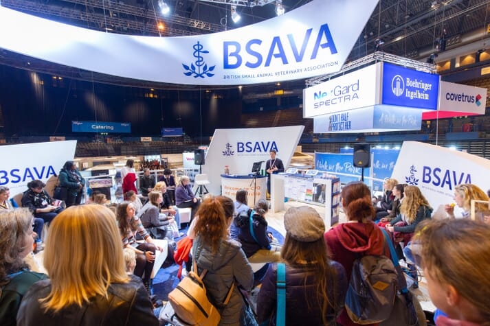 Picture of BSAVA Congress