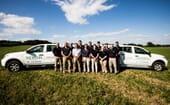 FIGURE (1) The Cattle Lameness Academy vet tech team 2019 thumbnail