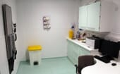 The centre has eight consulting rooms and could already do with more on busy days thumbnail