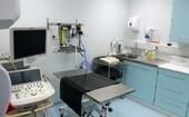 The practice has several procedure rooms thumbnail