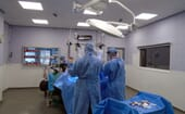 Spacious operation theatres allow various procedures to take place thumbnail