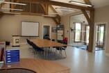 Reception area, Camelid Veterinary Services