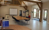 Reception area, Camelid Veterinary Services thumbnail