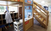Junior vet surgery and learning zone, Roundhouse Veterinary Hospital thumbnail